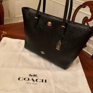 Coach laptop bag. Brand new. Originally $450.